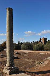 Villa Adriana, Tivoli, Italy 708