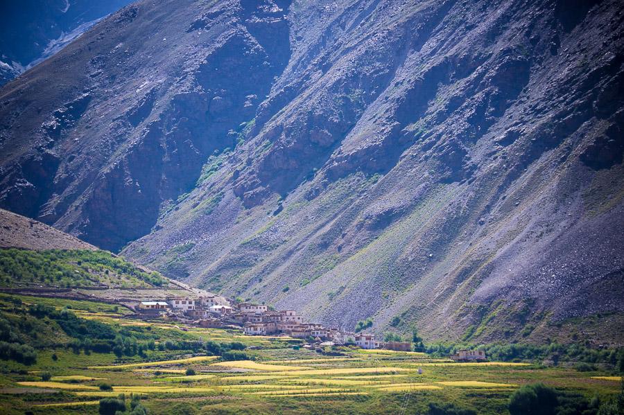 Долина Лунгнак, Долина Занскар © Kartzon Dream - авторские путешествия, авторские туры в Индию, тревел фото, тревел видео, фототуры