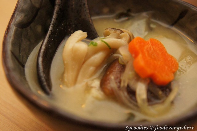 6.senjyu-Yasai Miso Soup RM 8