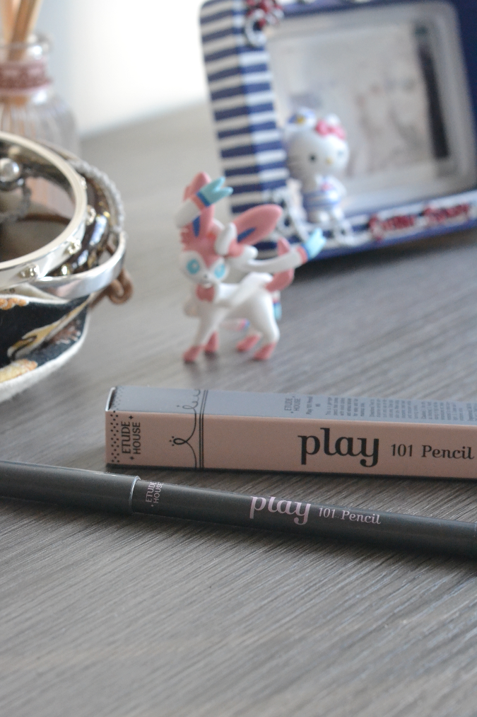 Daisybutter - Hong Kong Lifestyle and Fashion Blog: Etude House Play eyeliner review