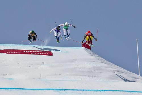 FIS Ski cross Finale 2015 - Megève - 14-03-2015