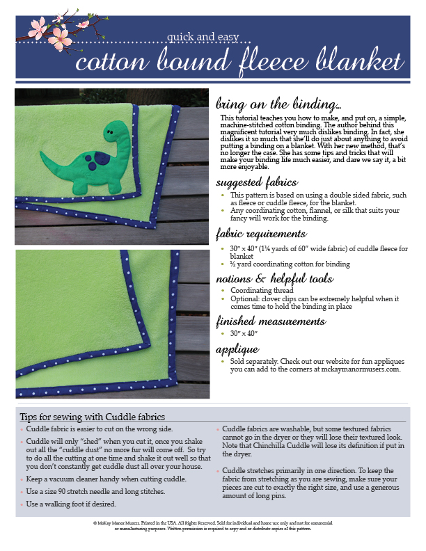 cotton binding downloadable cover