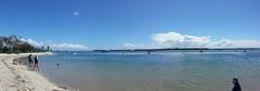 Labrador beach on the Gold Coast, Queensland