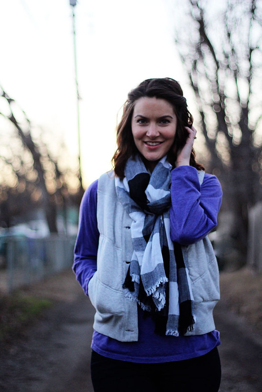 purple-shirt-plaid-scarf-vest-3