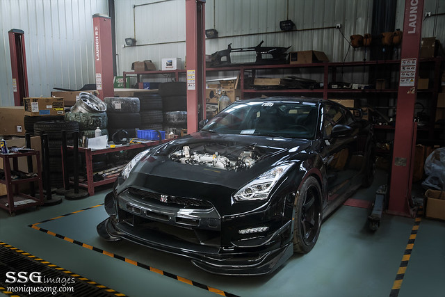 Top Secret GTR by Fist Auto