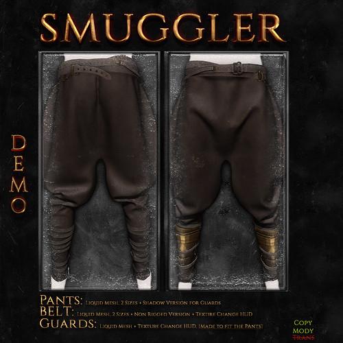 smuggler add no black