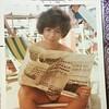 La Provincia Pavese anche in vacanza. Nonna Nena, 1971 @provinciapavese #vintage