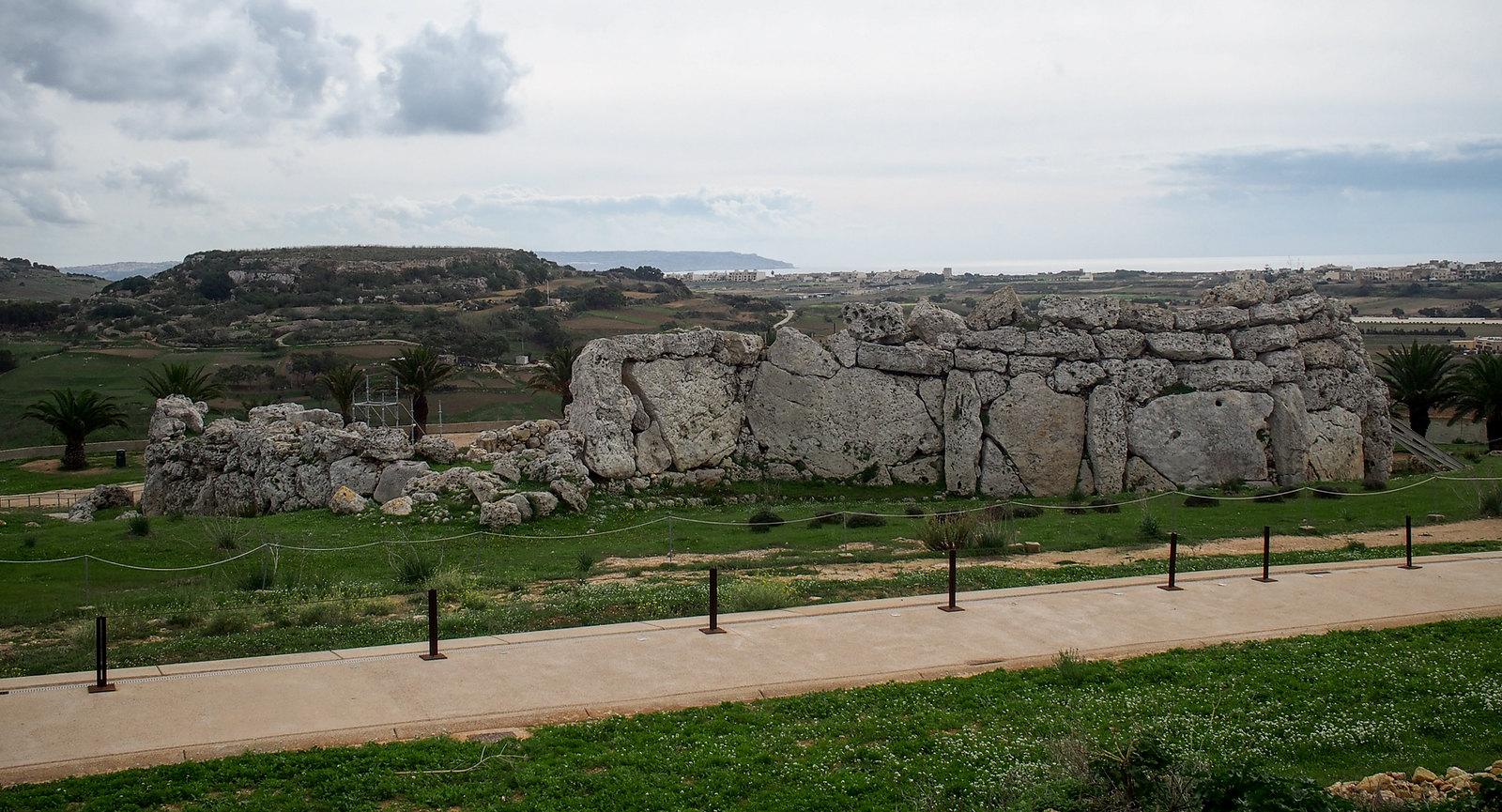 Ġgantija Temple Gozo