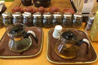 Chinatown - TenRen Tea tasting