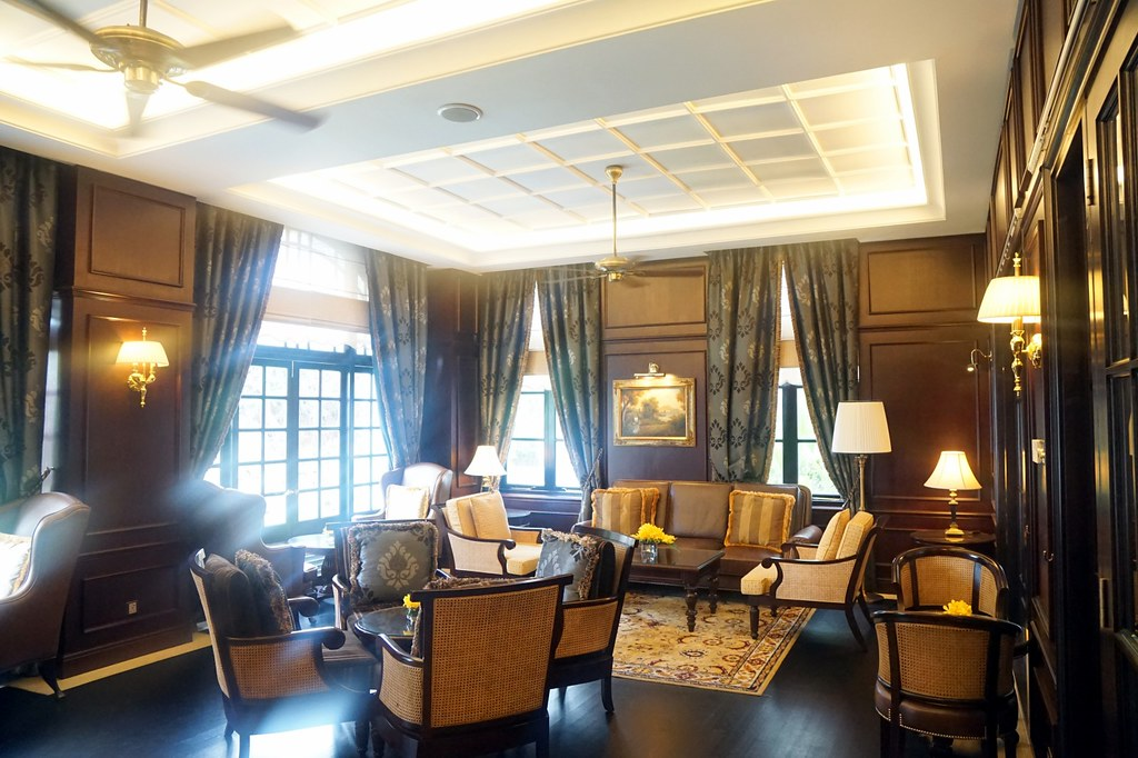 the drawing room, The bar - Majestic Hotel