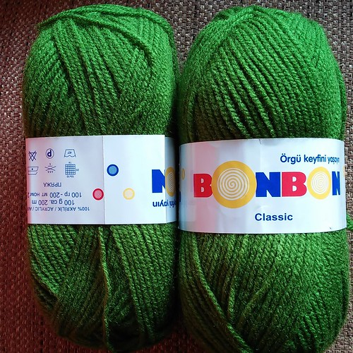 NAKO BONBON Classic green