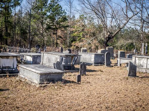 Mount Olivet Presbyterian and cemetery-006