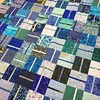 How do you decide what size you should stop at when making a scrap quilt??? #sewfrench #wordpressblogger  #difficultdecisions #quilting #quilt #scrapquilt