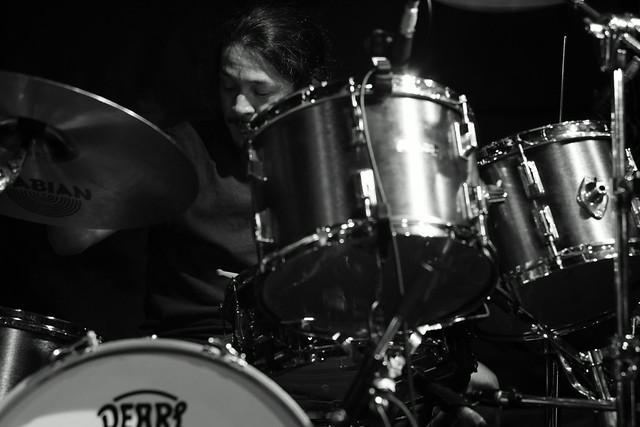 O.E. Gallagher live at Outbreak, Tokyo, 15 Feb 2015. 469