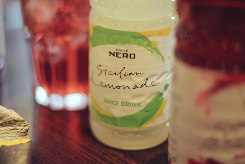 Scicilian lemonade