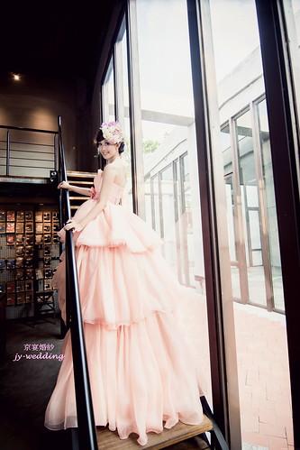 高雄婚紗推薦_高雄京宴婚紗_年度婚紗禮服款式排行榜 (16)
