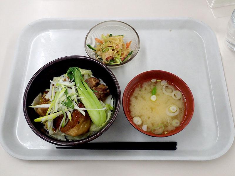 2015年3月5日の昼ご飯