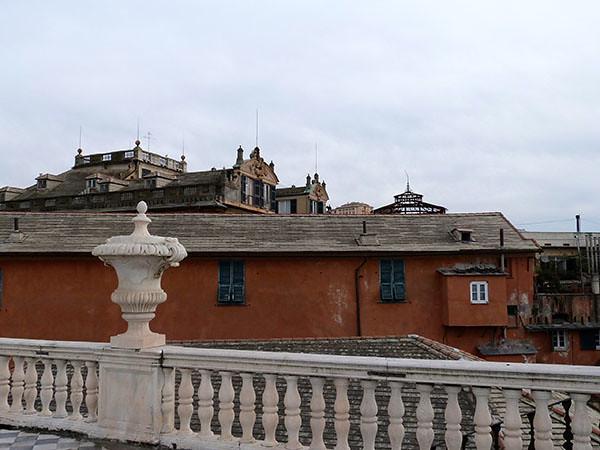 toits depuis le palazzo reale