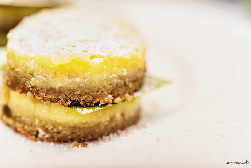 #EasterEssentials lemon bars stacked