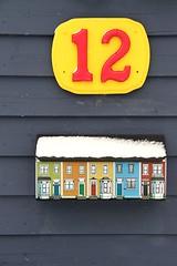 Jellybean Row Mailbox