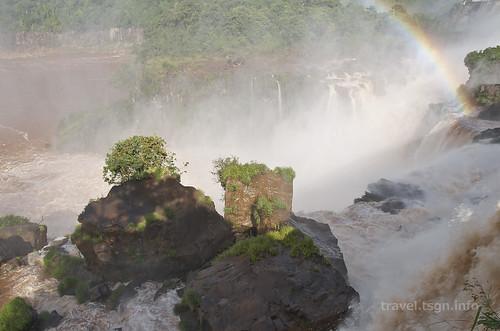 【写真】2015 世界一周 : イグアスの滝・アッパートレイル/2021-03-24/PICT7479