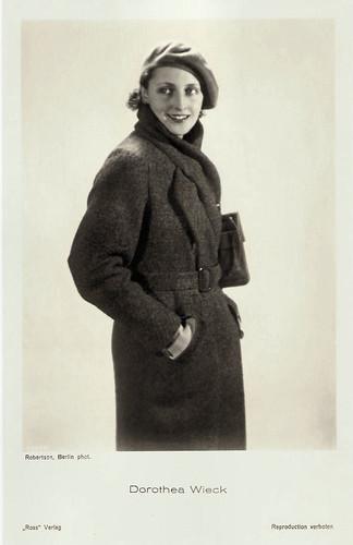 Dorothea Wieck