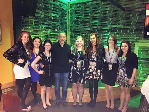 SAEM Students at Pollstar Live! 2015 Conference