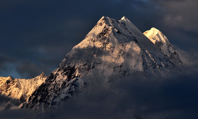 Sleepy Mountain: Panchchuli Peak