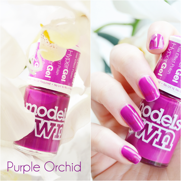 型号_own_gel_Purple_Orchid