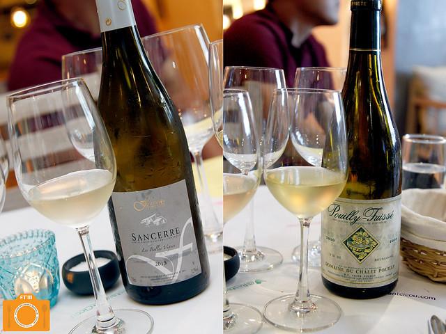 Brasserie Cicou white wines