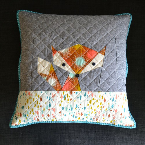 Lil Fox Cushion
