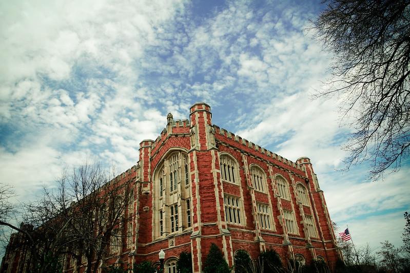 March 17, Norman, OU Campus