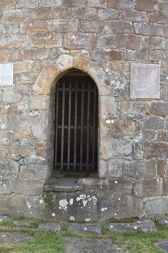 Balla Round Tower lower door