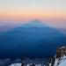 Mt. Hood - Palmer Route (7/ by Scott Hollis