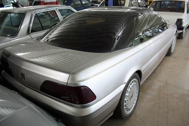 1986 Rover CCV concept car