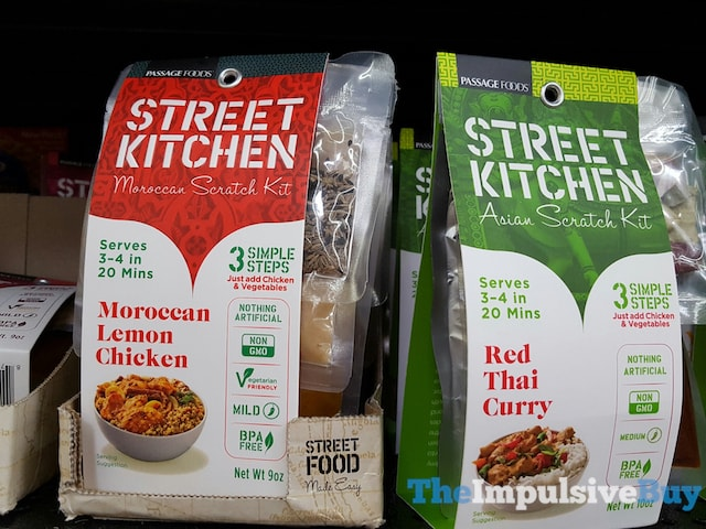 Street Kitchen Passage Foods Reviews