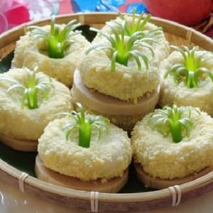 Cách làm bánh dầy đậu xanh ngon miễn chê
