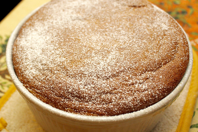 Salted Caramel Soufflé - 17