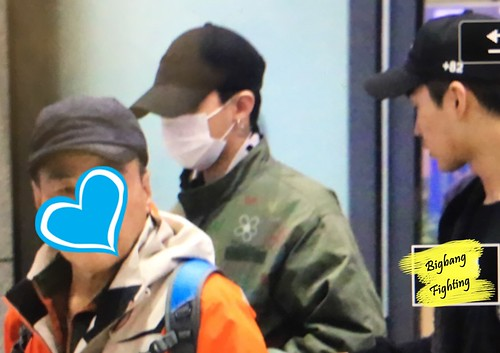 Big Bang - Incheon Airport - 27mar2016 - BigbangFighting - 13