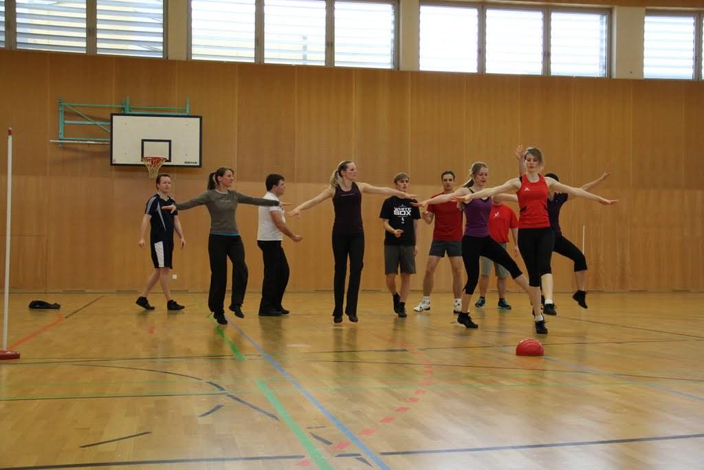 Trainingsweekend Frühling 2013