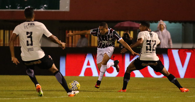 Fluminense x Corinthians - 31/08/2016