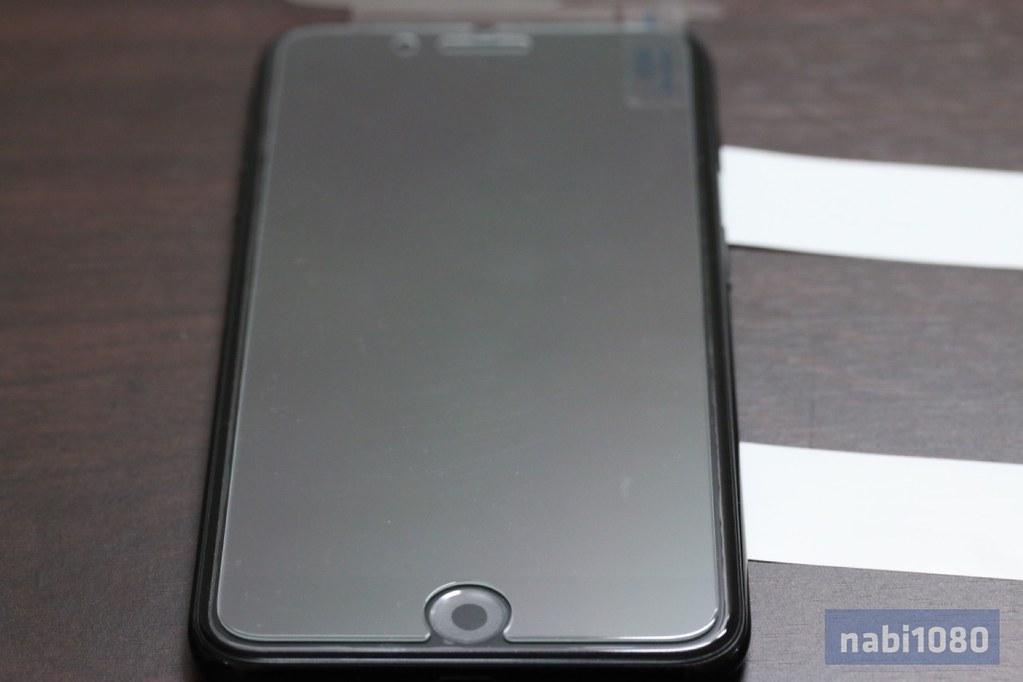 Anker ガラスフィルム iPhone 7 Plus06