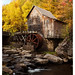 Glade Creek Grist Mill by Geoff Sills