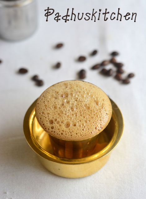 How to make south indian filter coffee without machine