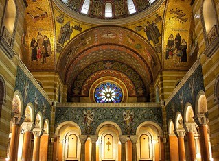 Cathedral Basilica of Saint Louis ~ St Louis MO ~ Historic Landmark