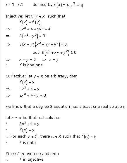 RD Sharma Class 12 Solutions Free online Chapter 2 Functions Ex2.1 Q5-xiv