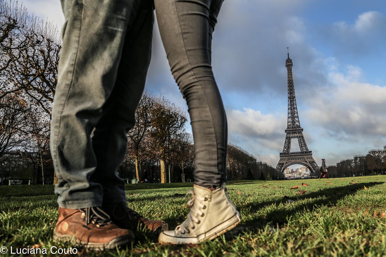 Paris, Paris...