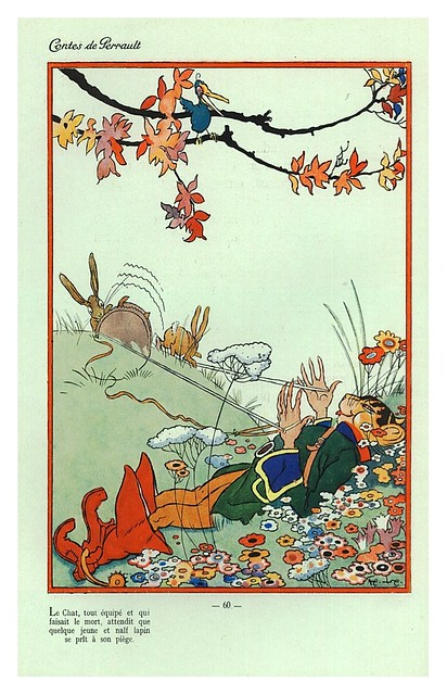 011-Contes de Perrault-1926. Ilt. Por Lorioux -© Universitätsbibliothek Braunschweig