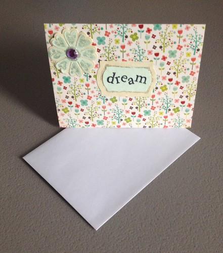 dream A2 card