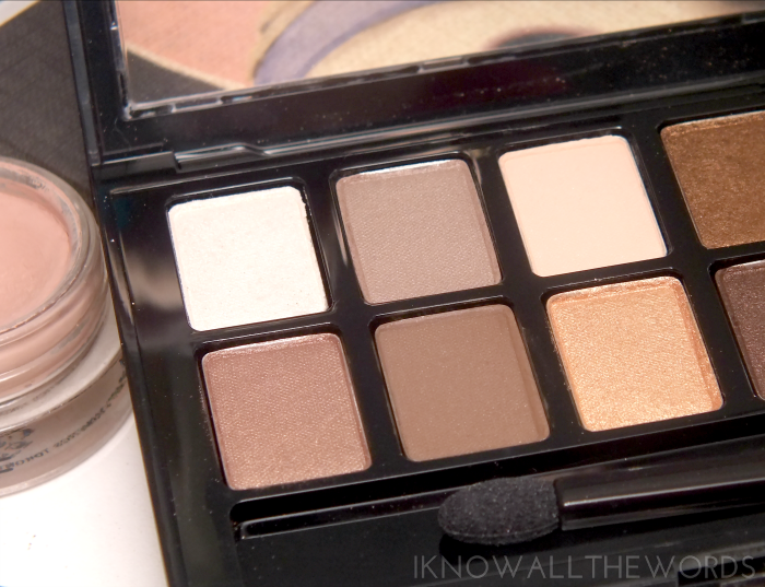 maybelline the nudes palette (8)